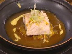 Eric Ripert channels his childhood with bass bouillabaisse