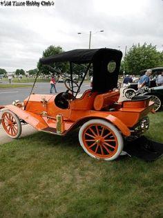 1899 METZ MOTOR CAR RUNABOUT 29-5