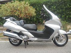 #Honda Silver Wing 600 2001-2008 #Scooter Honda Silver Wing 600 2001-2008 vendo usato a Trescore Balneario € 2.100 http://www.insella.it/annunci/ricerca
