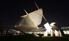 Wisconsin-Milwaukee Art Museum