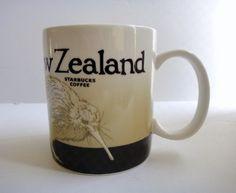 New Zealand Starbucks Icon Global Collector Series Mug by Starbucks