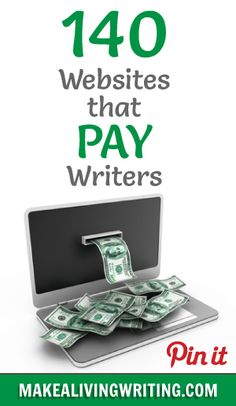 Online markets that pay freelance writers