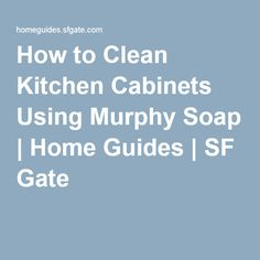 Floor Care Floors And Murphys Oil Soaps On Pinterest