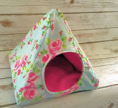Hidey huts are the new favourite with Hedgehog and Guinea Pigs. They provide all the comfort (and more!) of snuggle sacks and beds whilst