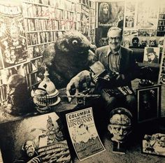 Forrest J. Ackerman (famous monsters of filmland)