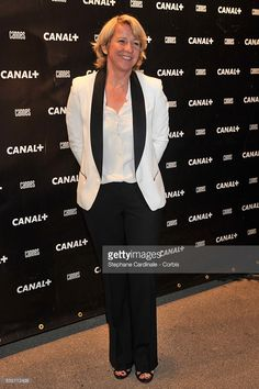 Photo d'actualité : Ariane Massenet attends the 'Canal + Party'...