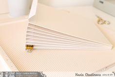 ScrapBox - уникальные материалы для скрапбукинга: Для тех, кто боится переплётов - пошаговый фотопроцесс