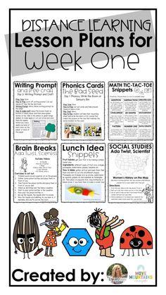 Kindergarten Lesson Plans | Move Mountains in Kindergarten