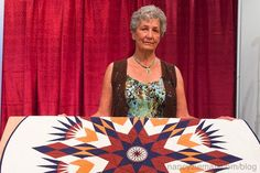 how to sew Lone Star quilts/Viola Colombe/Native American Quilt | Nancy Zieman Blog