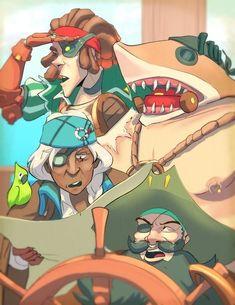 The best pirate crew