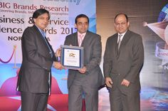 Eye Q Superspeciality Eye Hospital - North India Business & Service Excellence Awards, Jan - 2012