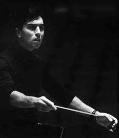 Claudio Abbado: Claudio Abbado conducting, 27 October 1966