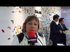 Natacha Bouchart, maire de Calais