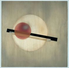 László Moholy-Nagy (1895-1946) AL 3 1926 Oil, industrial paint, and graphite on aluminium 15 3/4 × 15 3/4 in. Norton Simon Museum, Pasadena, California, The Blue Four Galka Scheyer Collection © 2017 Hattula Moholy-Nagy/Artists Rights Society (ARS), New York/VG Bild-Kunst, Bonn