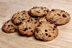 Galletas con chispas de chocolate ¡sin gluten! #Recipes