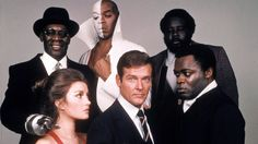 Roger Moore takes over as James Bond 007 for Live And Let Die, which might just be his best outing. James Bond, Roger Moore, French Film, Daniel Craig 007, Bond Series, Spy Who Loved Me, Den Of Geek, Audio Latino, Free Tv Shows