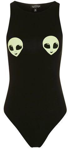 TopShop Alien Body