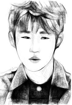 #Sunggyu Leadernim Created by +RATNA HAR (Little Lumut)