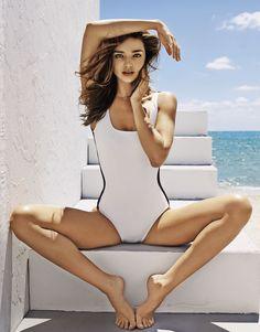 Miranda Kerr by Mariano Vivanco for Grazia France 17 July 2015