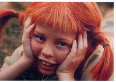 Pippi Långstrump from buvveskipi, FI on We Heart It Pippi Longstocking, Comedy Tv, Child Actors, Moving Pictures, Freckles, Role Models, I Movie, Redheads, Childhood Memories