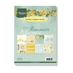 Marianne Design, Craft Shop, A5, Nursery, Romantic, Paper, Pretty, Crafts, Shopping