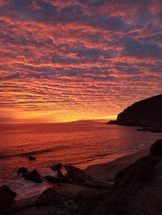 Malibu CA Sunset [OC] [40322034] #reddit