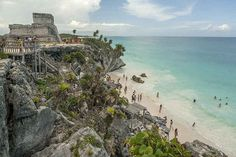 Tulum's all natural, baby.