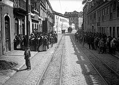 Lisboa de Antigamente: Rua Primeiro de Maio