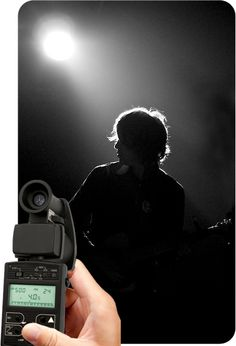 All About Light Meters