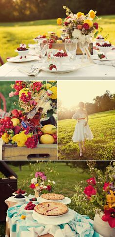 Summer Wedding Inspiration | The Wedding Story