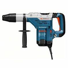 Perforateur SDS-max GBH 5-40 DCE Avec Cadeau : Forets SDS-max-7 pour marteau perforateur Radio de chantier GML 10,8 V-LI Valable jusqu'au 28/03/2014