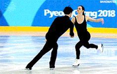 Virtue And Moir, Tessa Virtue Scott Moir, Ice Skating, Figure Skating, Carolina Kostner, Tessa And Scott, Ice Dance, Sports Figures, Instagram Story