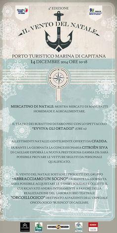 4° EDIZIONE IL VENTO DEL NATALE – PORTO TURISTICO DI CAPITANA – DOMENICA 14 DICEMBRE 2014
