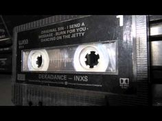 INXS Dekadance complete cassette (1984)