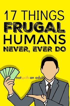 17 things frugal people don't do frugal living плетение Ways To Save Money, Money Tips, Money Saving Tips, Saving Ideas, Money Savers, Money Budget, Frugal Living Tips, Frugal Tips, Budgeting Finances