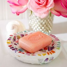Original And Easy To Make By Yourself Soap Dish | Shelterness