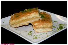The Food of Downton Abbey: Lime Shortbread