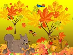 Kids songs in Spanish: Spanish song for kids about autumn. Canción de otoño. http://www.youtube.com/watch?v=gJubwE80Mng