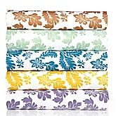 Highgate Manor 4-piece Microfiber Damask Print Sheet Set