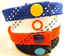 Team Shooter String Bracelets.