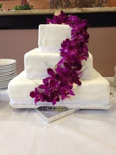 Hawaiian Wedding Cake...