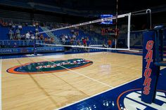 Carbon Volleyball Net System at the University of Florida