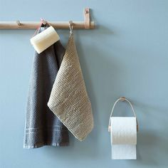 Toilet Paper Holder Toilettenpapierhalter - Signe Wirth Engelund - by Wirth - RoyalDesign.
