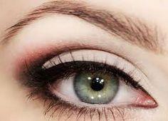 sombras cafés y rosas para ojos verdes - Buscar con Google