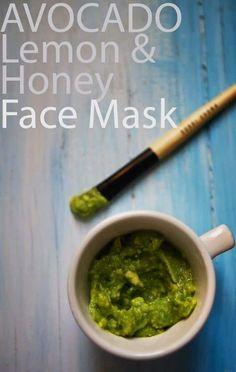 Avocado Face Mask for Better Skin Honey Face Mask, Diy Face Mask, Face Masks, Avocado Spread, Skin Nutrition, Avocado Face Mask, Asian Skincare, Hair Essentials, Homemade Mask