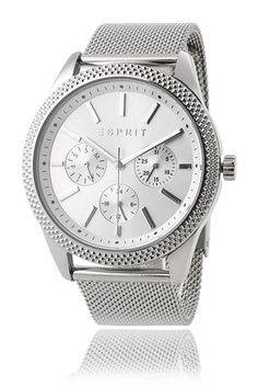 Esprit   stainless steel watch with link strap Stainless Steel Watch 51ea2f9538a