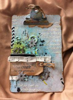 Scrap, Paper, Scissors: 'Introduction to Altered Art' Workshop...