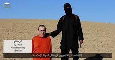 ¿Quién es el yihadista que mató a los rehenes occidentales?
