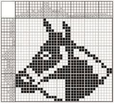 Kuvahaun tulos haulle японские кроссворды Baby Donkey, Horse Pattern, Horse Crafts, Bead Loom Patterns, Filet Crochet, Loom Beading, Beautiful Crochet, Plastic Canvas, Mittens