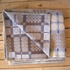 Seld Wool Collection -Seld01 King Size Blanket